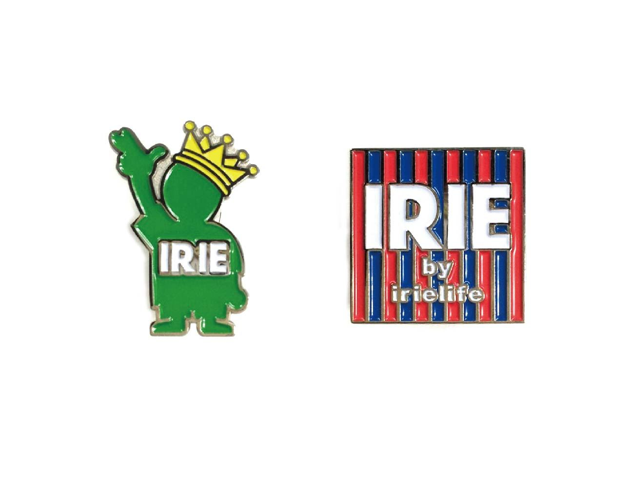 【70%OFF】IRIE PIN BADGE -IRIE by irielife-