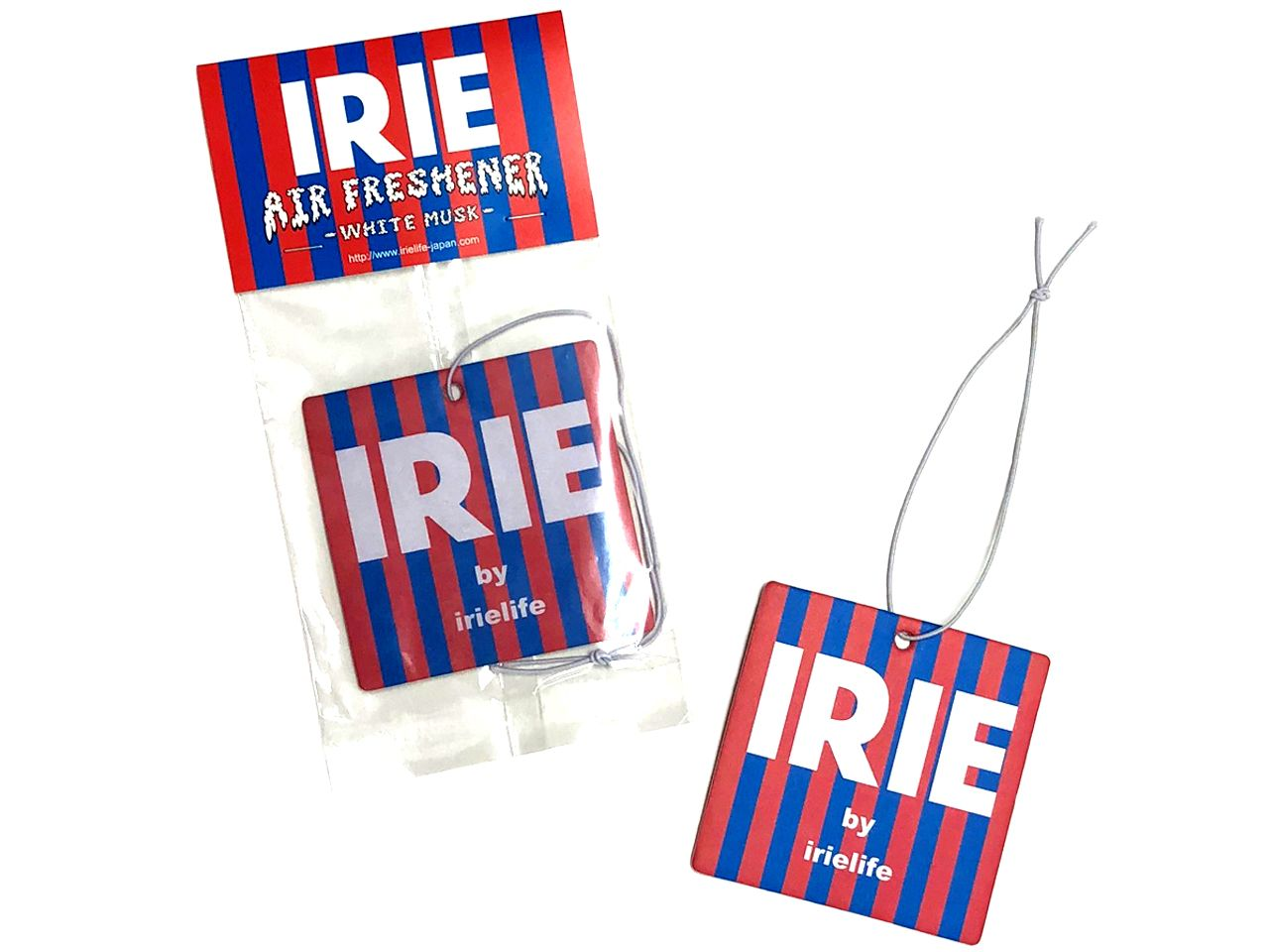 【30%OFF】IRIE LOGO AIR FRESHNER -IRIE by irielife-