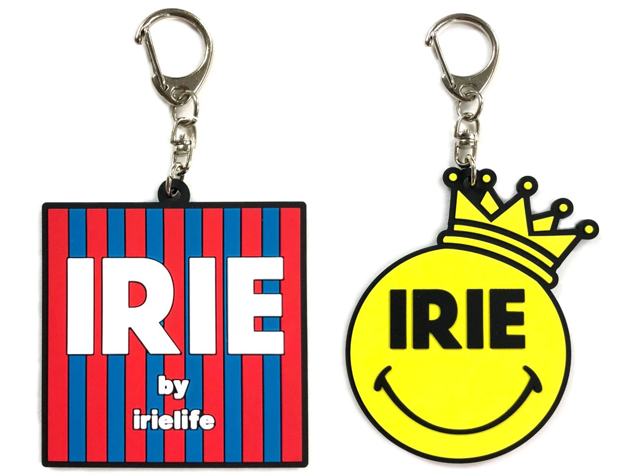 【50%OFF】IRIE PVC KEYHOLDER -IRIE by irielife-