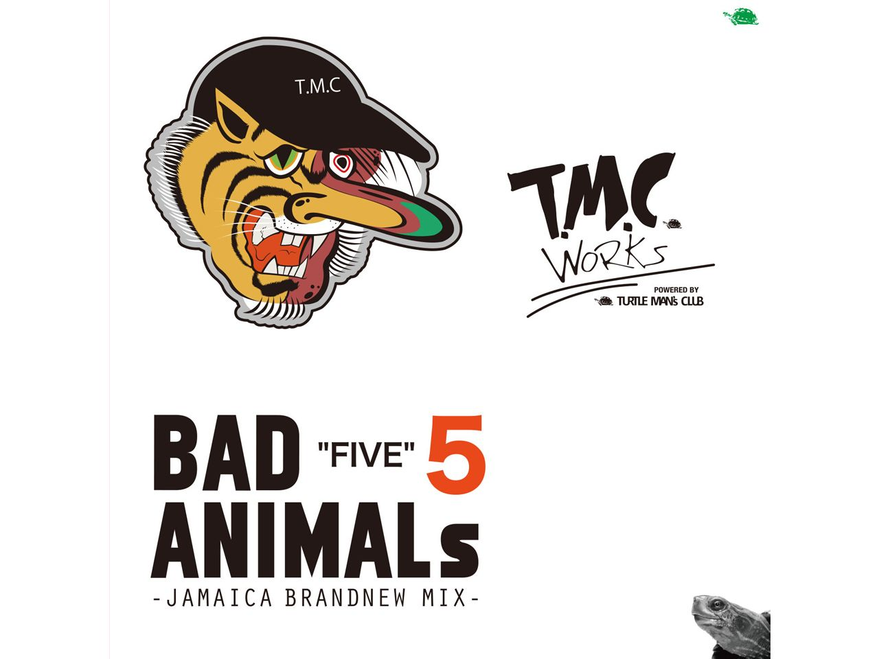 BAD ANIMALS 5 - T.M.C.WORKS -