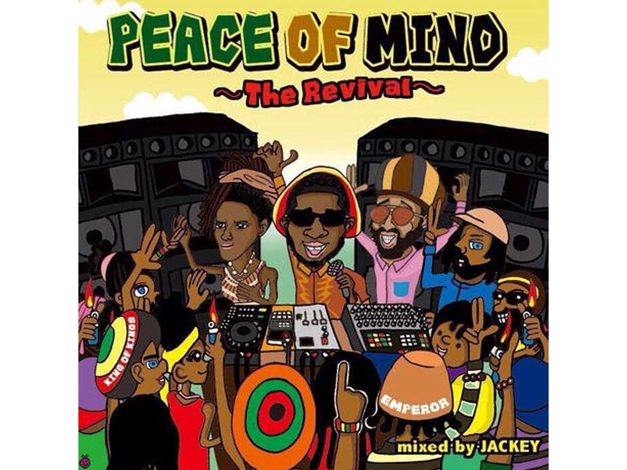 PEACE OF MIND~The Revival~ -EMPEROR-