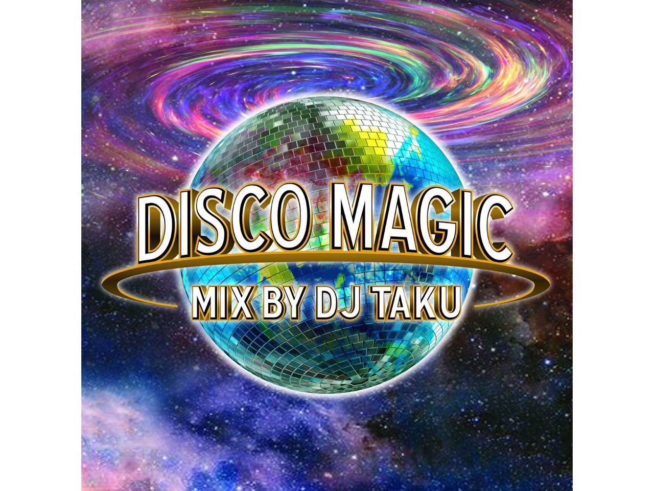 DISCO MAGIC -DJ TAKU from.EMPEROR-