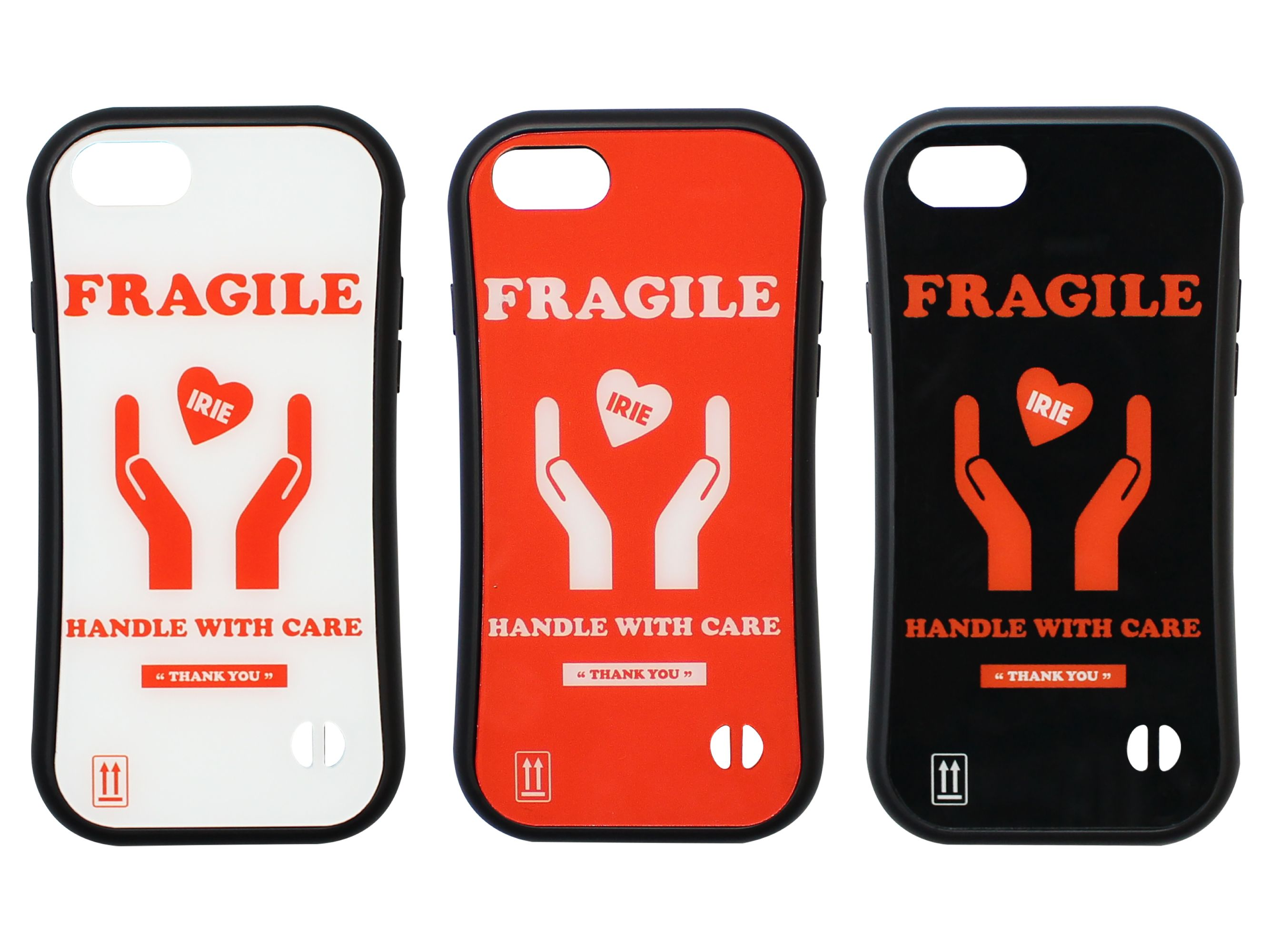 【70%OFF】IRIE FRAGILE iPhone CASE -IRIEby irielife-