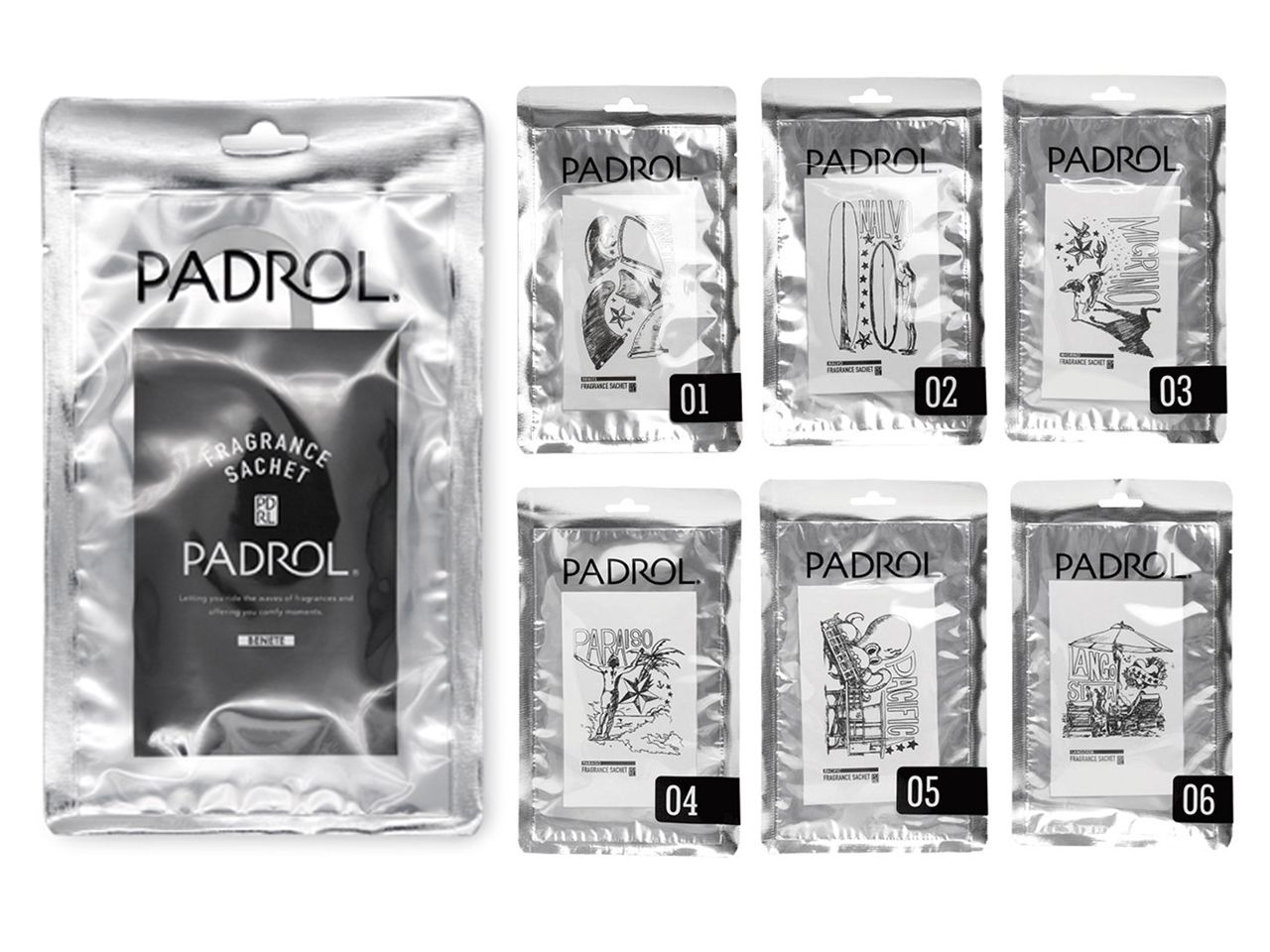 PADROL Fragrancesachet