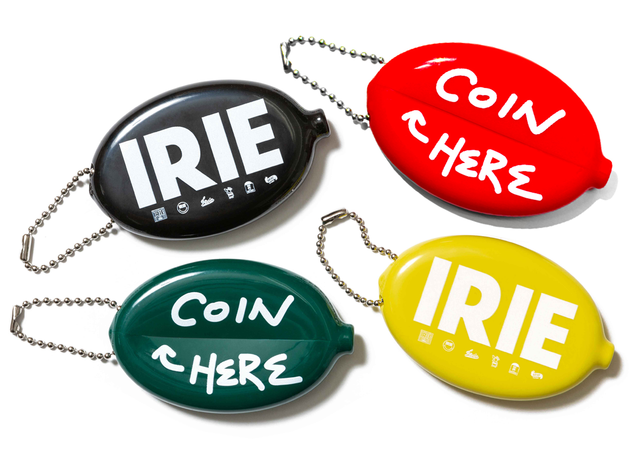 【50%OFF】IRIE RUBBER COIN CASE -IRIE by irielife-