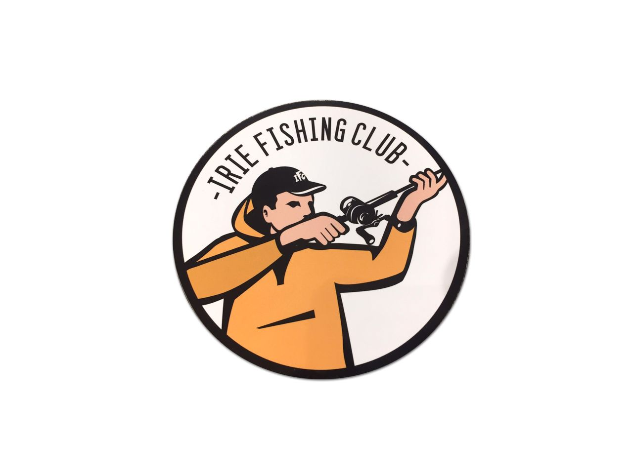 I.F.C WATERPROOF STICKER【SNIPERBOY】 -IRIE FISHING CLUB-