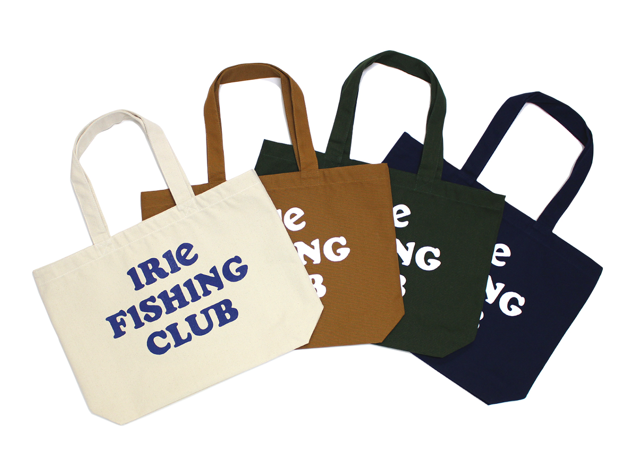 IFC LOGO TOTE BAG - IRIE FISHING CLUB