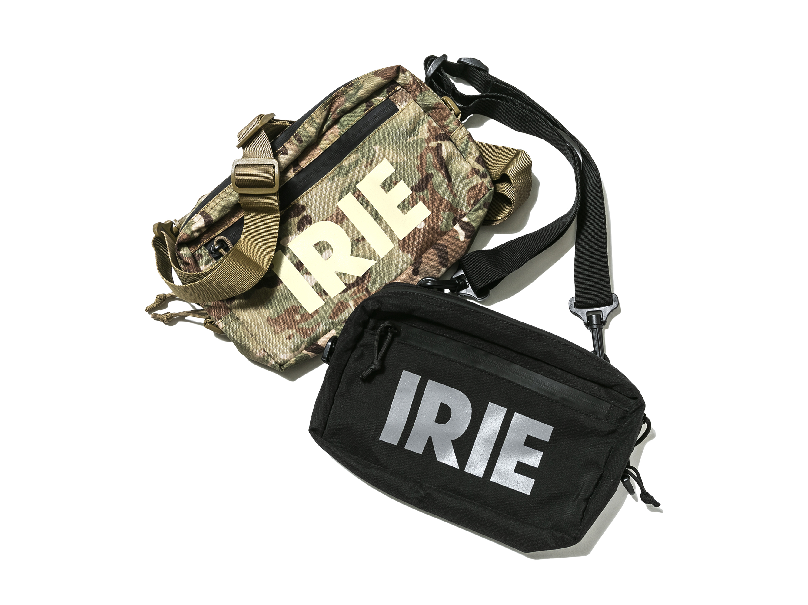 【20% OFF】IRIE MILITARY SHOULDER BAG - IRIE by irielife