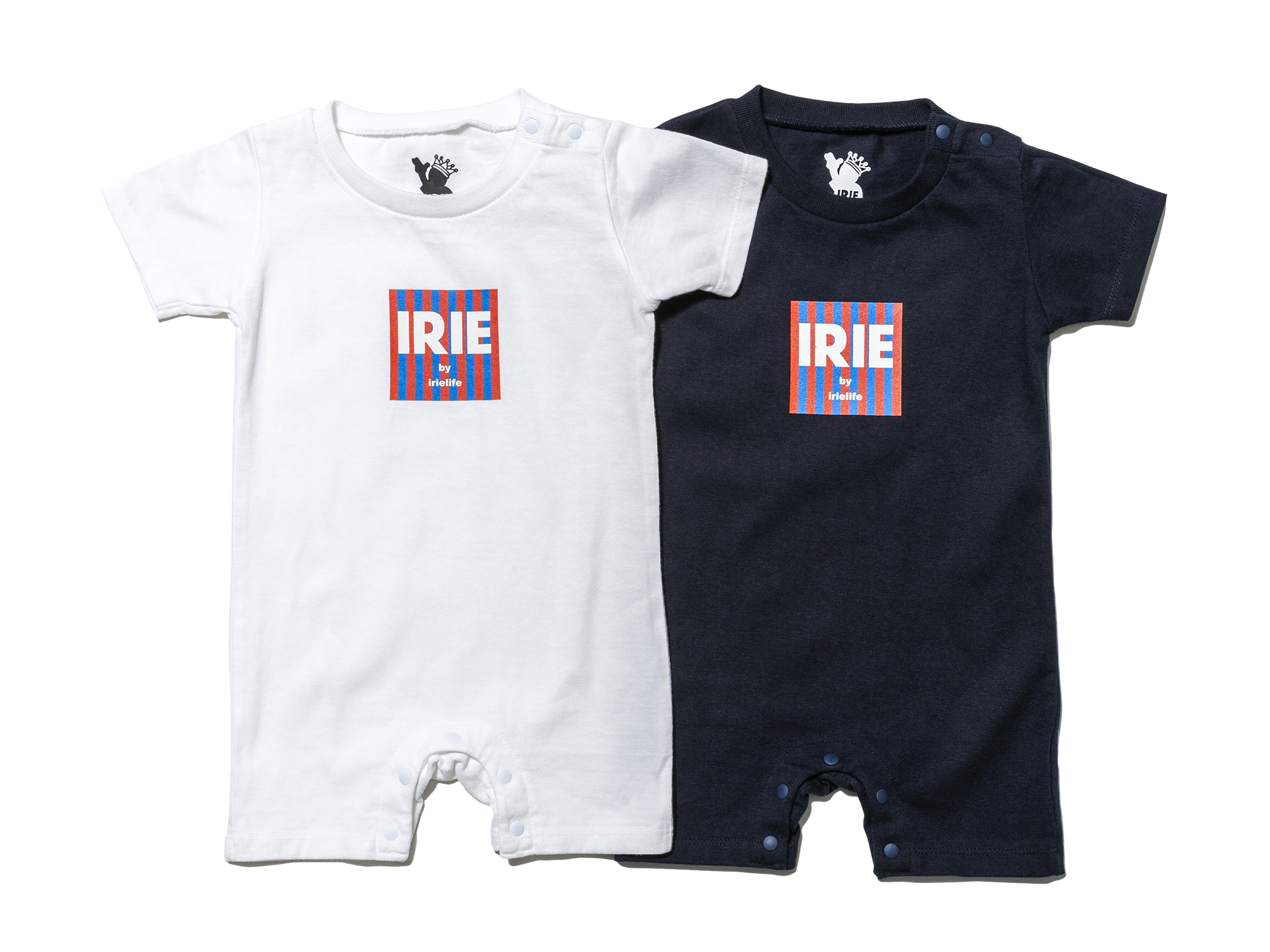 IRIE TAG ROMPERS - IRIE KIDS