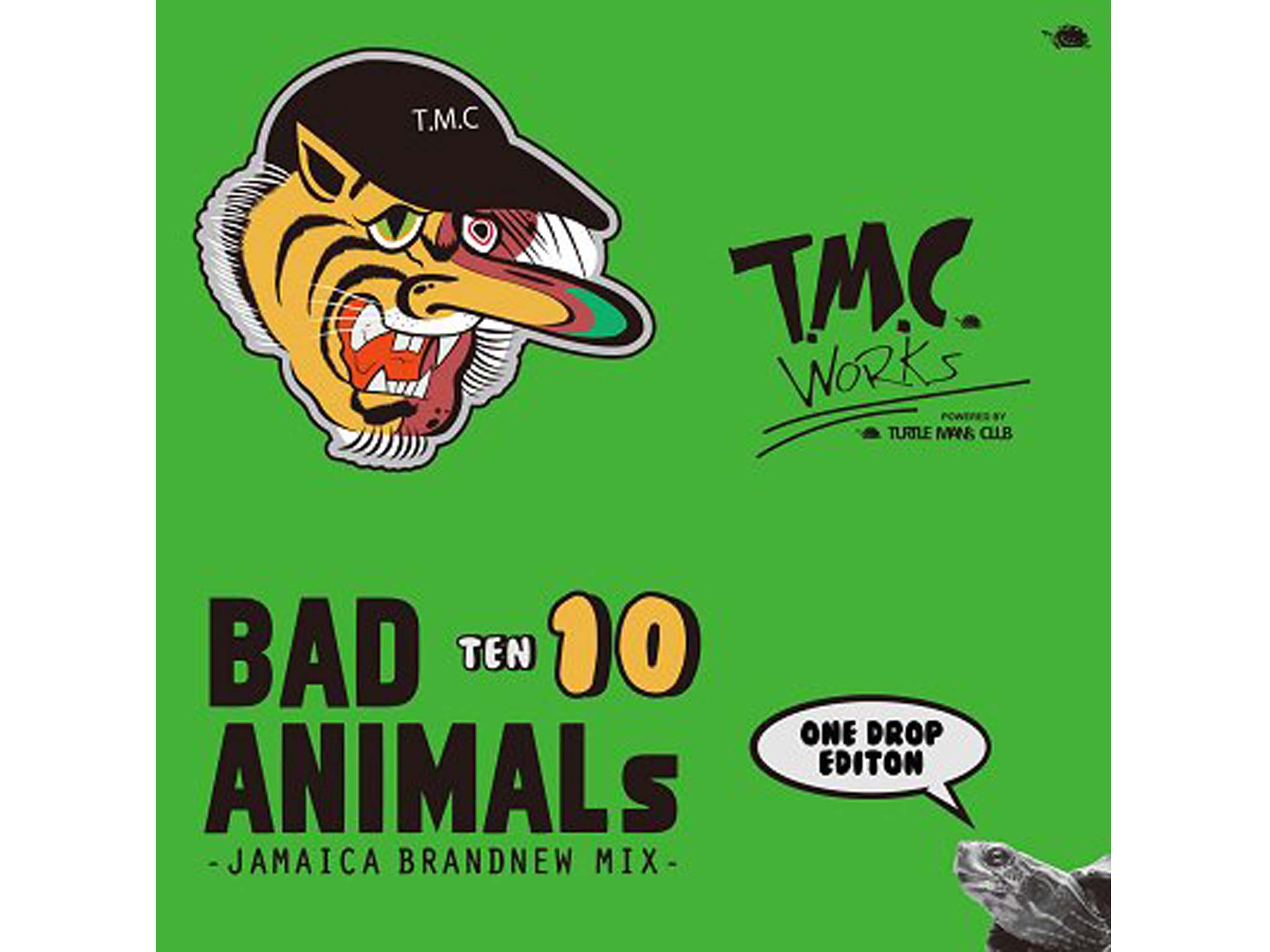 BAD ANIMALS vol.10 - TURTLEMANS CLUB