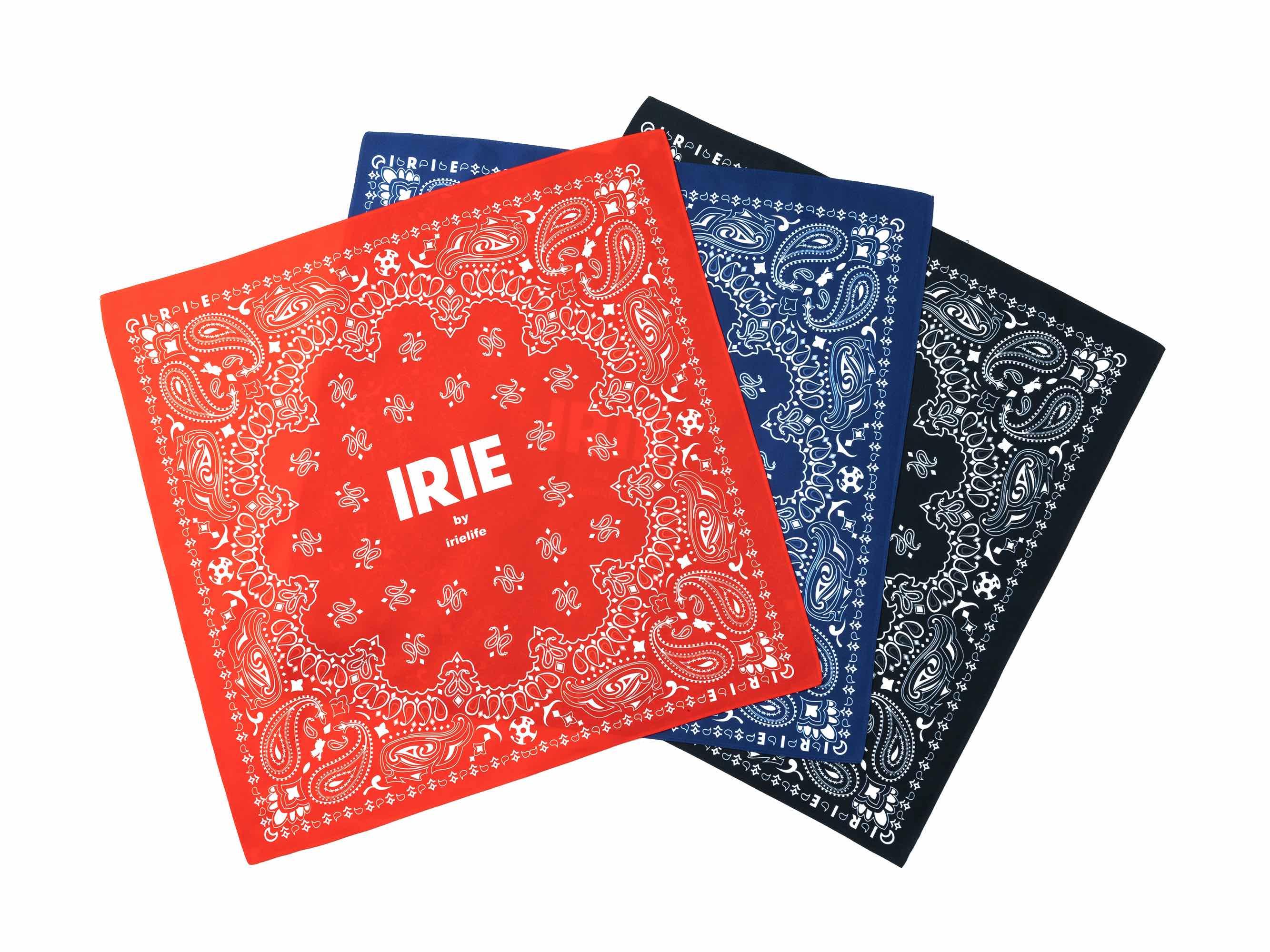 IRIE PAISLEY BANDANA - IRIE by irielife