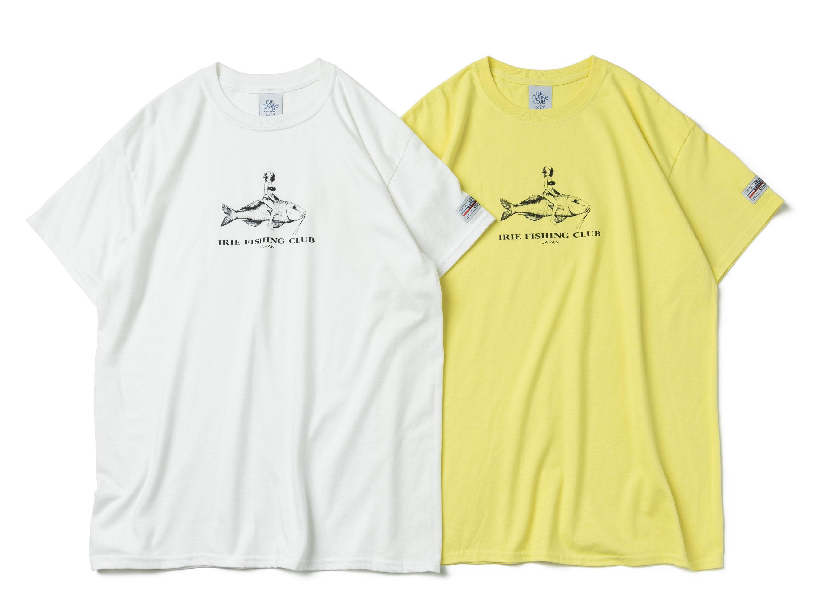BEAUTY AND DANDY TEE - IRIE FISHING CLUB