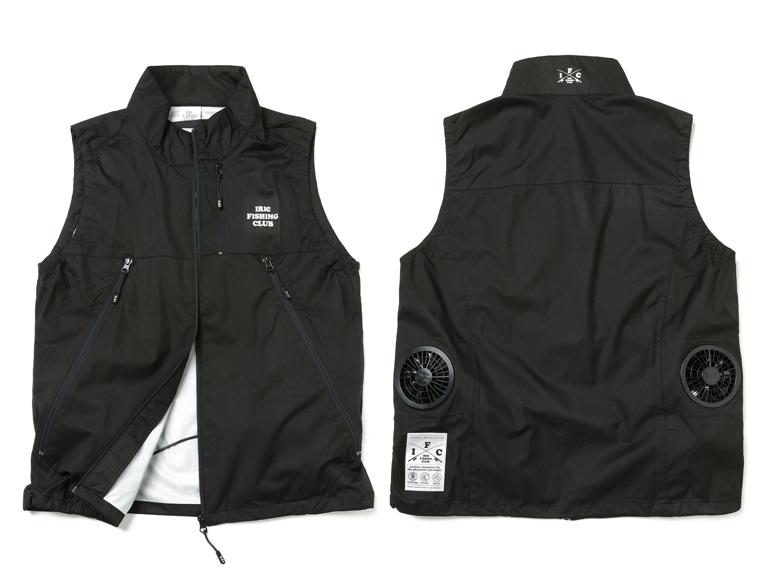 IFC FAN WEAR - IRIE FISHING CLUB ×「空調服™️」