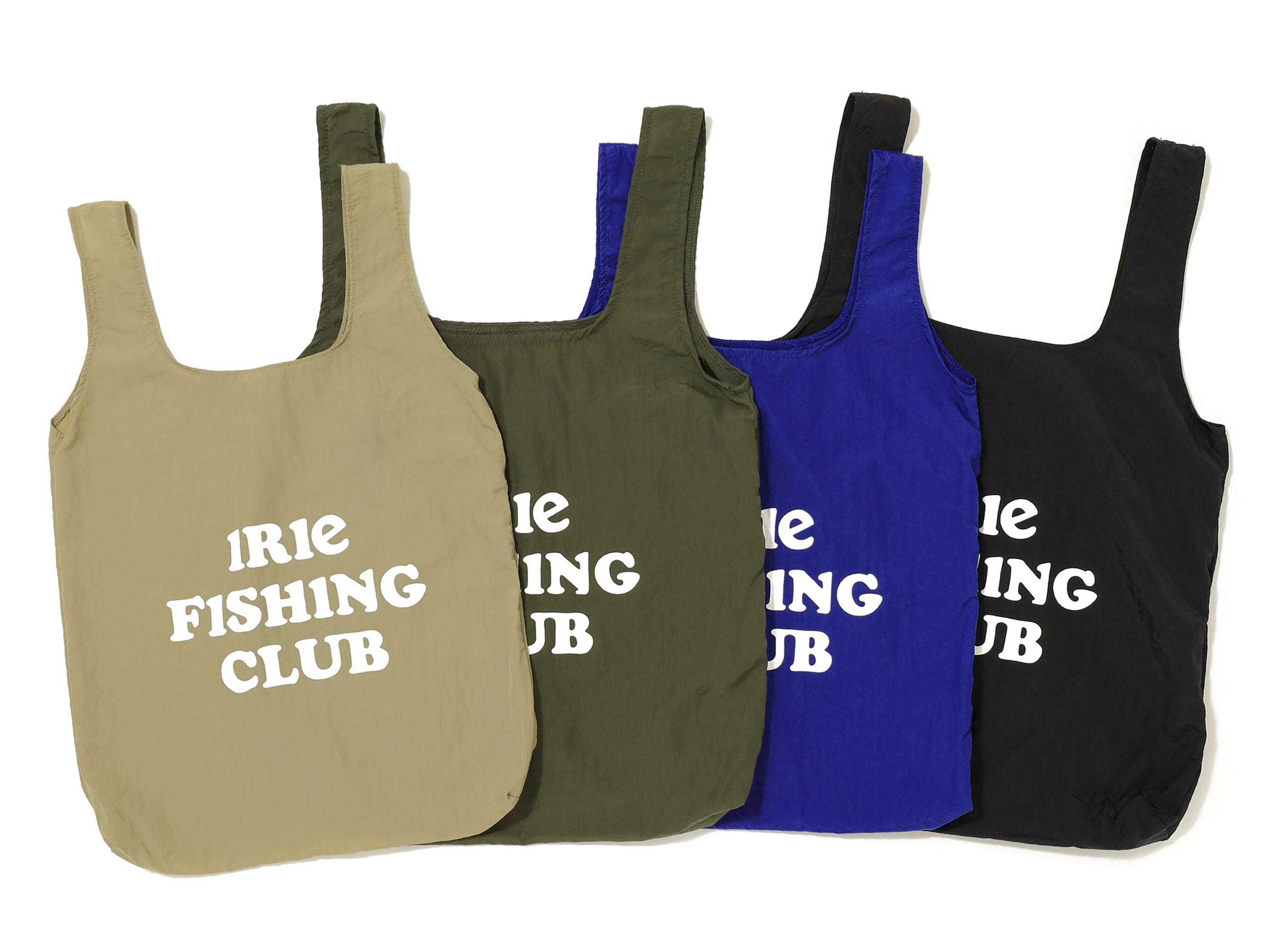 SUPERMARKET ECO BAG - IRIE FISHING CLUB